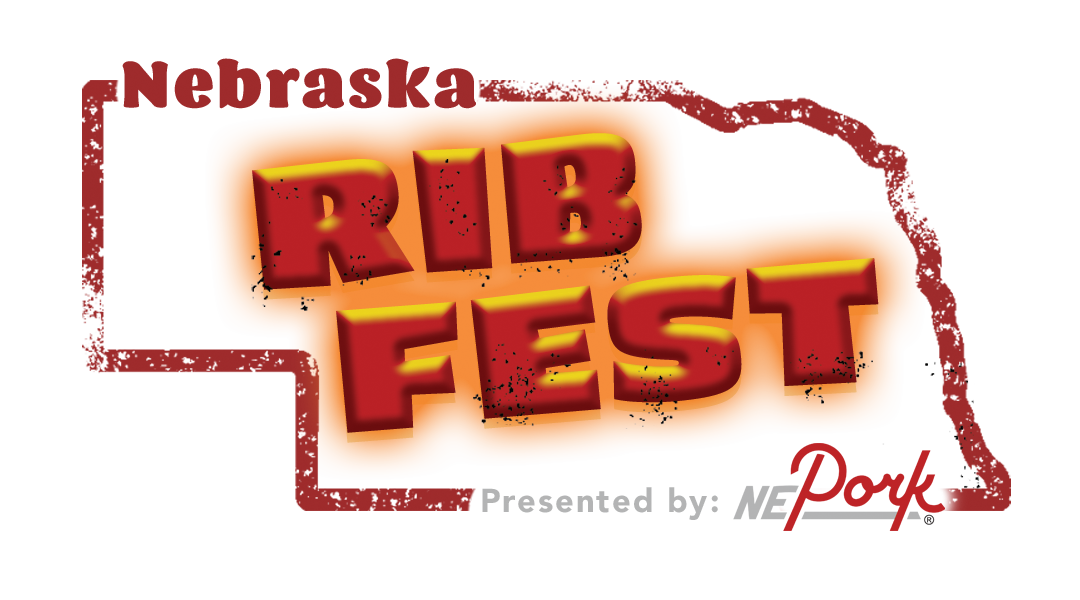 2020 Super Fair Ribfest logo without black background