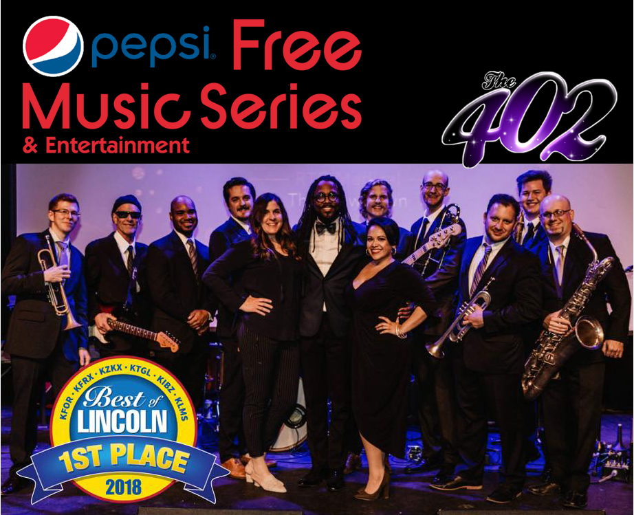 SF home page featured pepsi free music